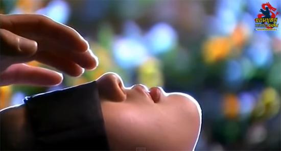 ภาพจาก มังกรหยก2 2006 รับบทโดย หลิวอี้เฟย