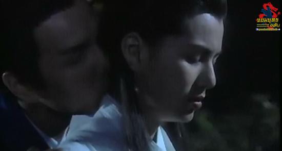 ภาพจาก มังกรหยก ตอนกำเนิดเอี้ยก้วย 1995 รับบทโดย หลี่ยั่วถง