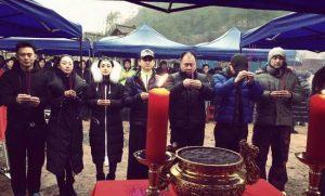 พระ-นาง เทพยุทธเขาซูซัน ดีที่สุดแห่งปี 2015