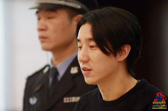 เจย์ซี ชาน ลูกชายเฉินหลง ถูกปล่อยตัวแล้ว