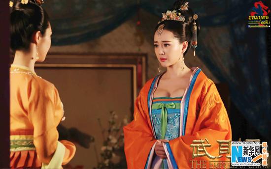 บูเช็คเทียน 2014 สร้างสถิติใหม่ของวงการทีวีจีน