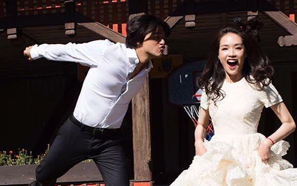 ซูฉี - ฝงเต๋อหลุน จูงมือสละโสด จัดแบบเรียบง่าย