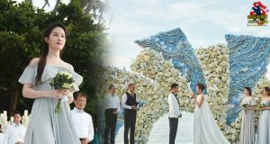 หลิวอี้เฟย โผล่ร่วมงานแต่งเพื่อนสาวสมัยมัธยมที่สมุย