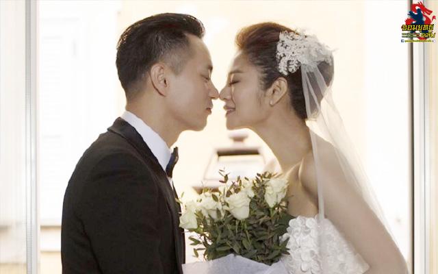 อันอี่เซวียน นักแสดงไต้หวันชื่อดัง แต่งงานกับ CEO หนุ่มของมาเก๊า