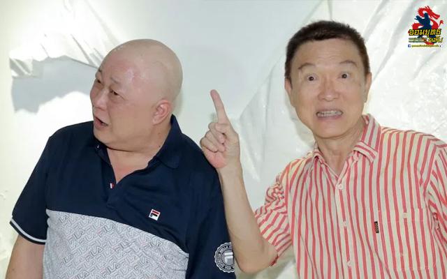 ท่านเปา จินเชาฉวิน หลังผ่าตัดเนื้องอกในสมองอาการดีขึ้น