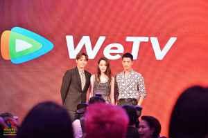 ประมวลภาพงาน เปิดตัว WeTV แพลตฟอร์มวีดีโอสตรีมมิ่งเอาใจคอซีรี่ย์