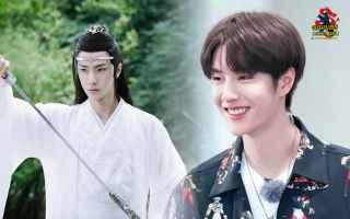 หวังอี้ป๋อ หนุ่มนักแสดงจีน ขวัญใจแม่ยกสาวชาวไทย